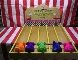 pig races game